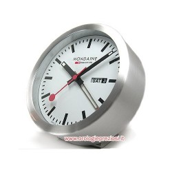Watch Mondaine Globe Clock...