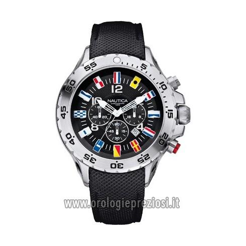 Watch Strap Nautica Nst Yachtimer...