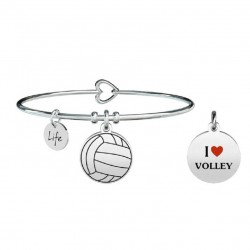 Bracciale Kidult I Love Volley