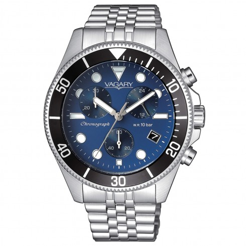 Vagary Aqua39 Chrono watch