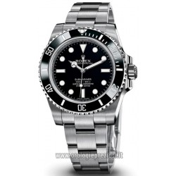 Rolex Submariner Nero No Data