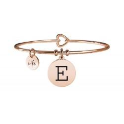 Bracelet Kidult Letter E