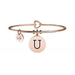 Bracelet Kidult Letter U
