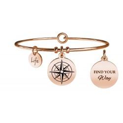 Bracelet Kidult Rosa Dei...