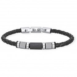 Bracciale 2Jewels Black Fiber
