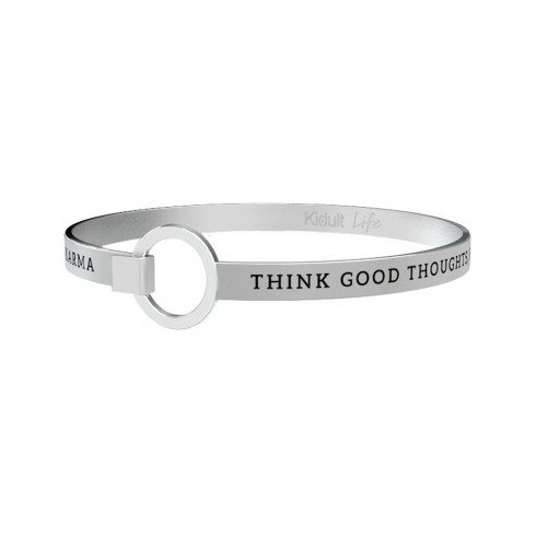 Bracciale Kidult Think Good Thoughts,...