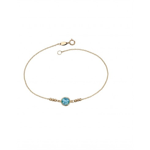 Elements Gold Bracelet