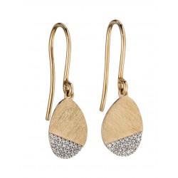 Elements Gold Earrings