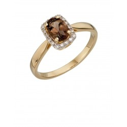Elements Gold Ring