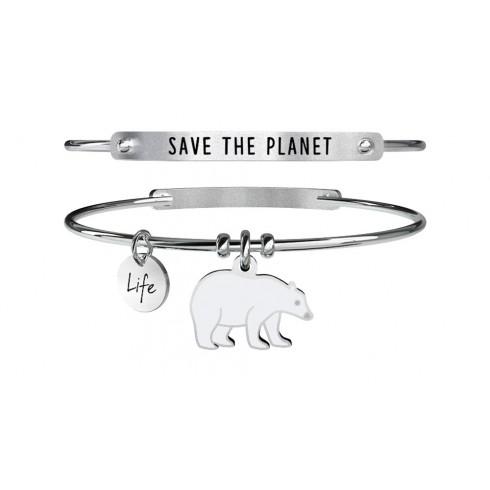 Bracciale Kidult Orso Polare | Save...