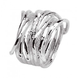 Love Nest Anello In Argento...