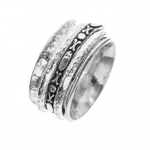 Absolute - Anello In Argento Naturale