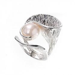 Perle - Anello In Argento...