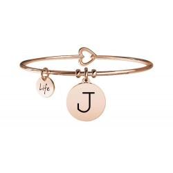 Bracelet Kidult Letter J